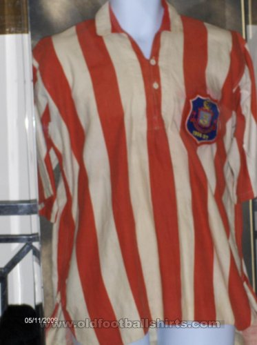 Sunderland Home football shirt 1937