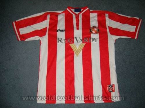 Sunderland Home football shirt 1999 - 2000