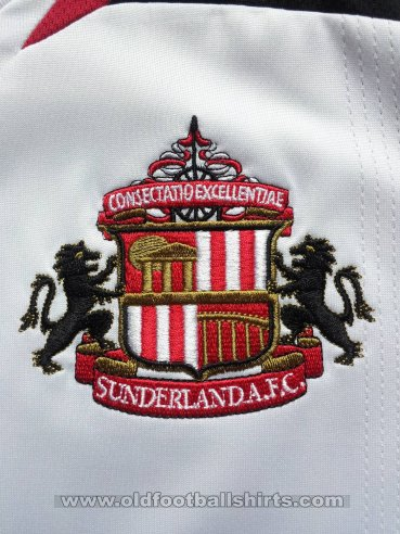 Sunderland Away football shirt 2007 - 2008