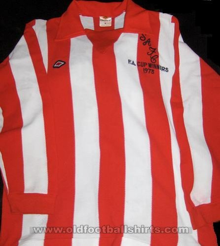 Sunderland Retro Replicas football shirt 1973 - 1974