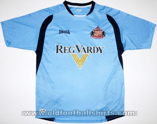 Sunderland Away football shirt 2006 - 2007