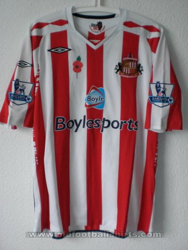Sunderland Special football shirt 2007 - 2008