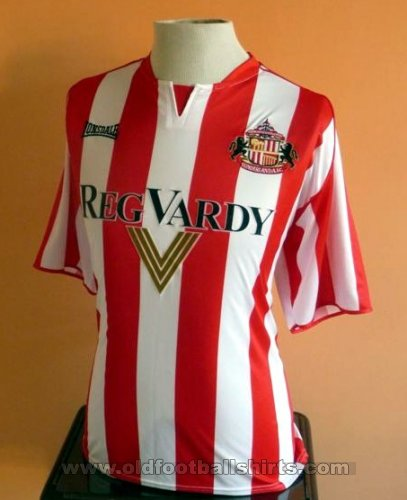 Sunderland Home football shirt 2005 - 2007