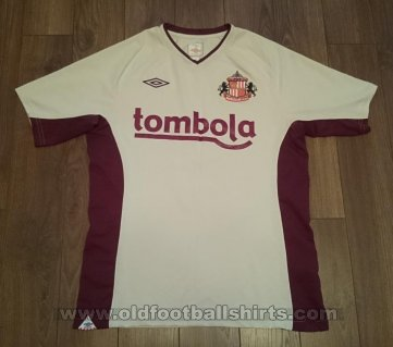Sunderland Away football shirt 2010 - 2011