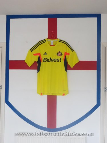 Sunderland Away football shirt 2013 - 2014