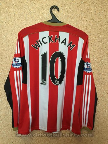 Sunderland Home football shirt 2014 - 2015