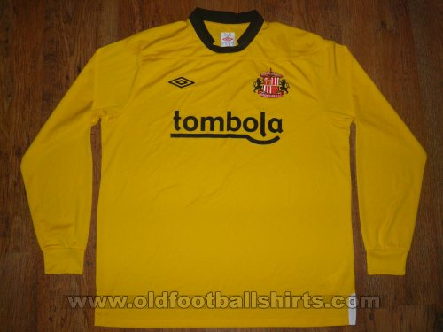 Sunderland Unknown shirt type 2010 - ?