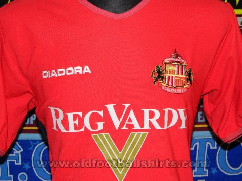 Sunderland Third football shirt 2004 - 2005