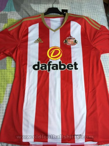 Sunderland Home football shirt 2016 - 2017