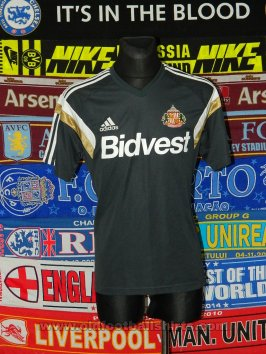 Sunderland Unknown shirt type 2013 - 2015