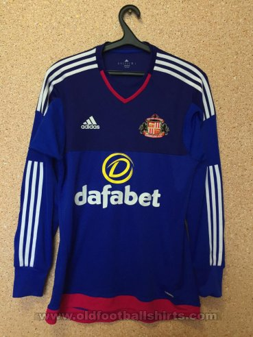 Sunderland Goalkeeper football shirt 2016 - ?