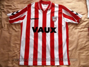 Sunderland Home football shirt 1991 - 1994