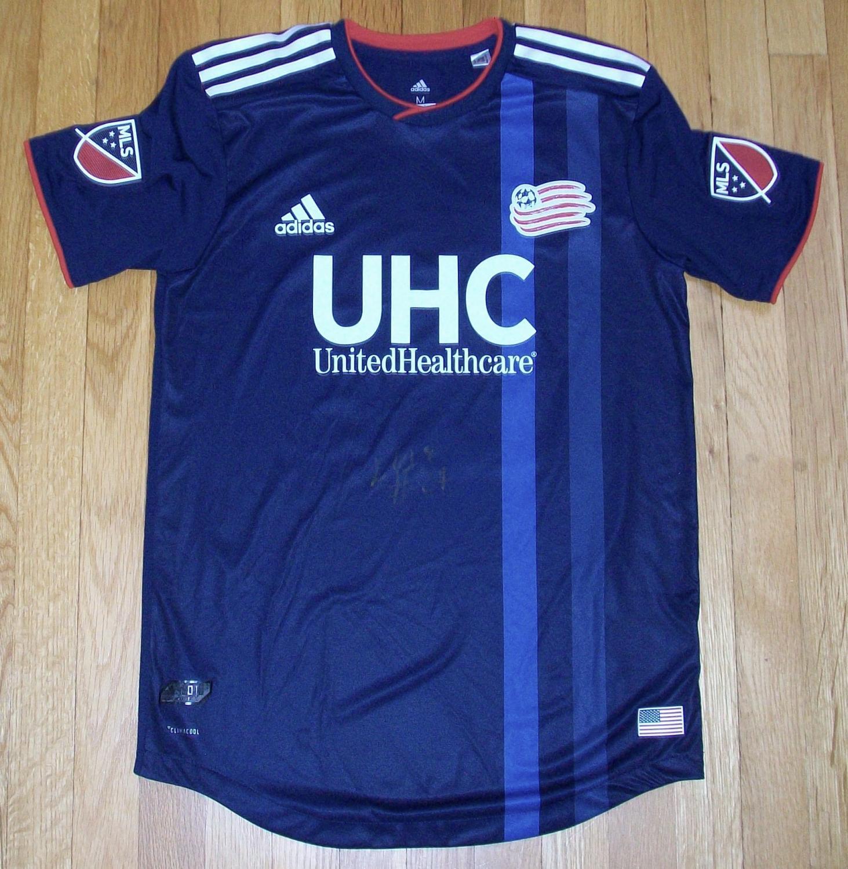 lowest price dca82 d9efa Nieuw seizoen New England Revolution Special voetbalshirt ...