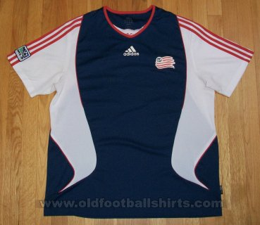 New England Revolution Training/Leisure футболка 2007