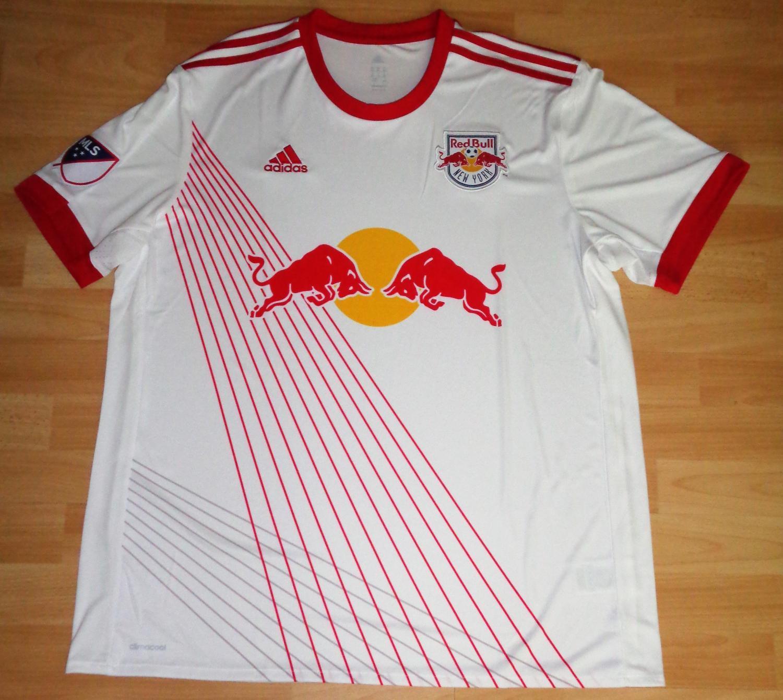 bd3b30d0a55 Nueva temporada New York Red Bulls Home Camiseta de Fútbol 2017 - 2019.