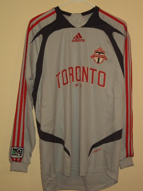 ca21e86fdaf17a Toronto FC Home Maillot de foot 2006 - 2007.