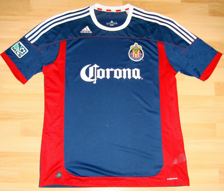 f0337496218 Chivas USA Away football shirt 2011 - 2013.