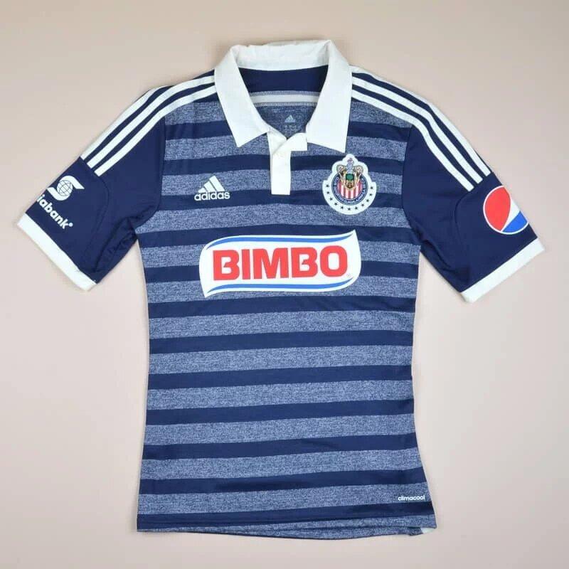 promo code 9381f 08528 Chivas USA Away football shirt 2014 - 2015. Sponsored by Bimbo