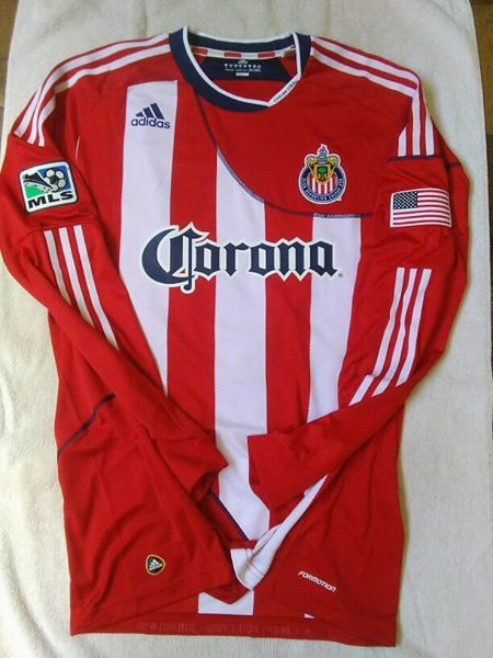 6829c6dbfae Chivas USA Home Maillot de foot 2010 - 2011.
