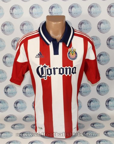 Chivas USA Home football shirt 2011 - 2012