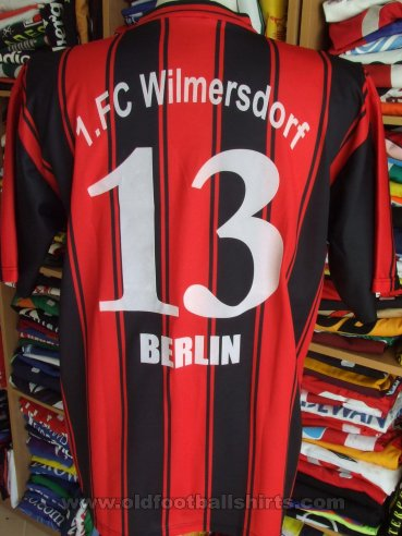 1. FC Wilmersdorf Home football shirt (unknown year)
