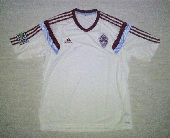 Colorado Rapids Away football shirt 2011. 0e2f6bf9e