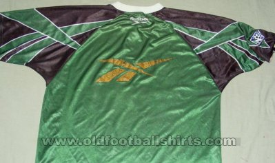 Colorado Rapids Away baju bolasepak 1996 - 1997