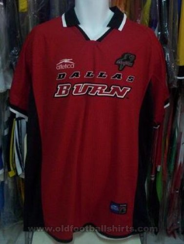 FC Dallas Home football shirt 2002