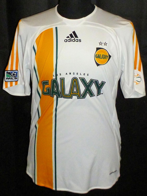 buy popular 42497 19be1 Los Angeles Galaxy Away maglia di calcio 2006 - 2007.
