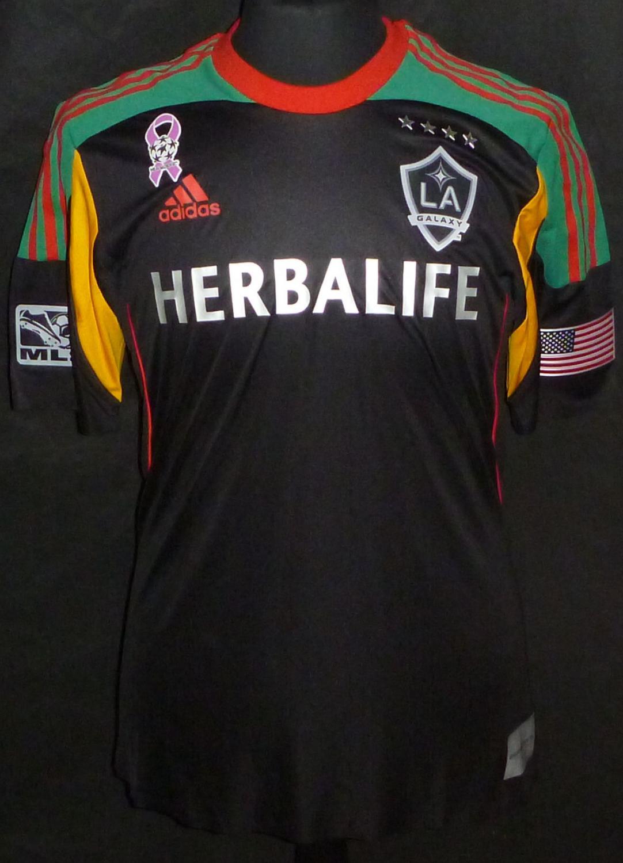 ed9c7c571 Los Angeles Galaxy Third camisa de futebol 2013 - 2014.