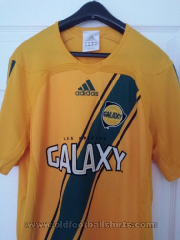 Los Angeles Galaxy Home voetbalshirt  2006 - 2007