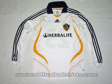 Los Angeles Galaxy Home baju bolasepak 2007 - 2008