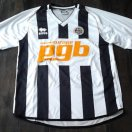 KRC Gent-Zeehaven football shirt 2009 - 2010