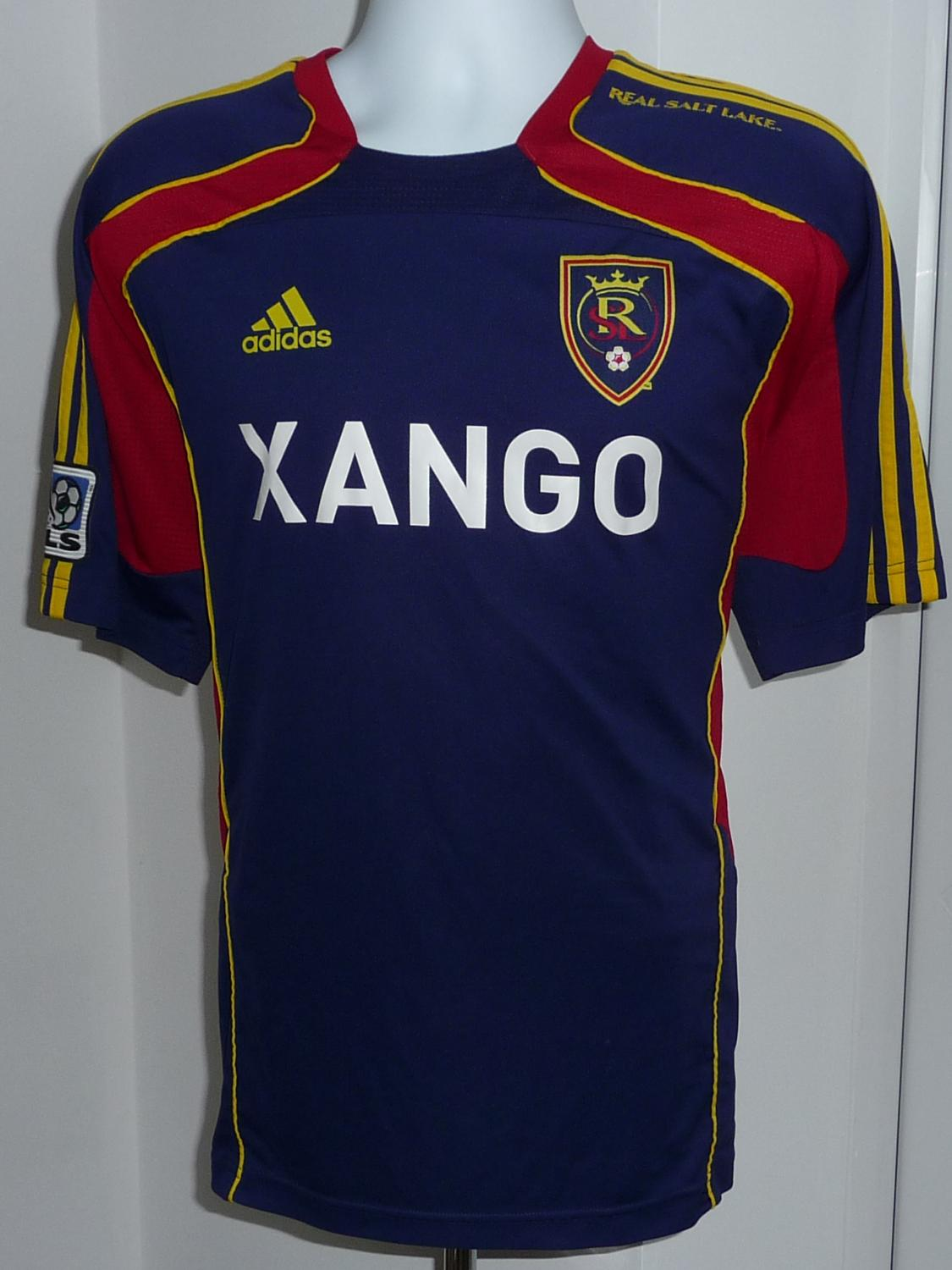 finest selection b6cf8 532f5 Real Salt Lake Training/Leisure Maillot de foot (unknown year).
