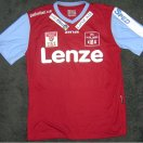FC Blau-Weiss Linz football shirt 2011 - 2012