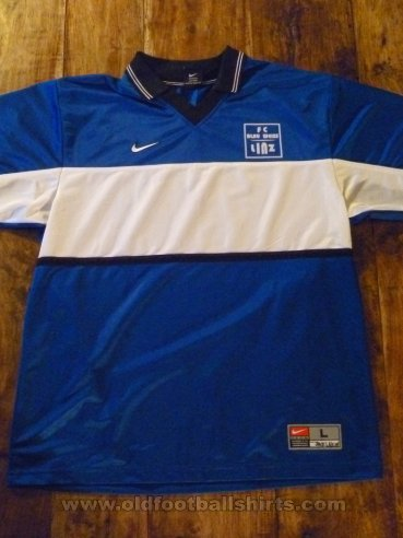 FC Blau-Weiss Linz Home football shirt (unknown year)