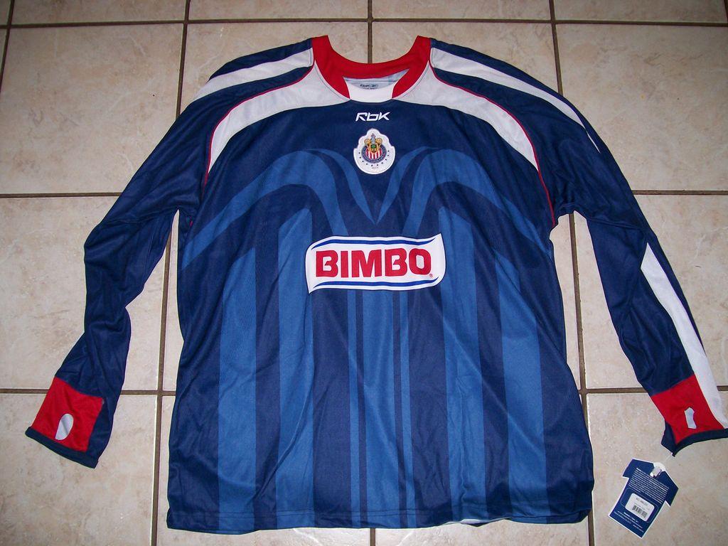dccea75b964 Chivas de Guadalajara Away Maillot de foot 2005 - 2006.