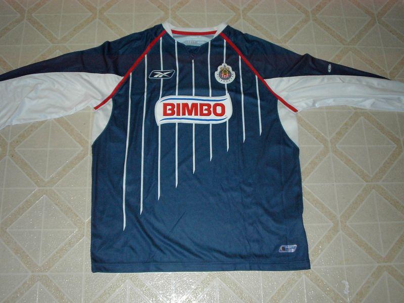 9d8c4facd Chivas de Guadalajara Away Maillot de foot 2005 - 2006.