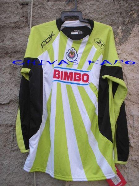best service 620ce e356a Chivas de Guadalajara Away maglia di calcio 2009.