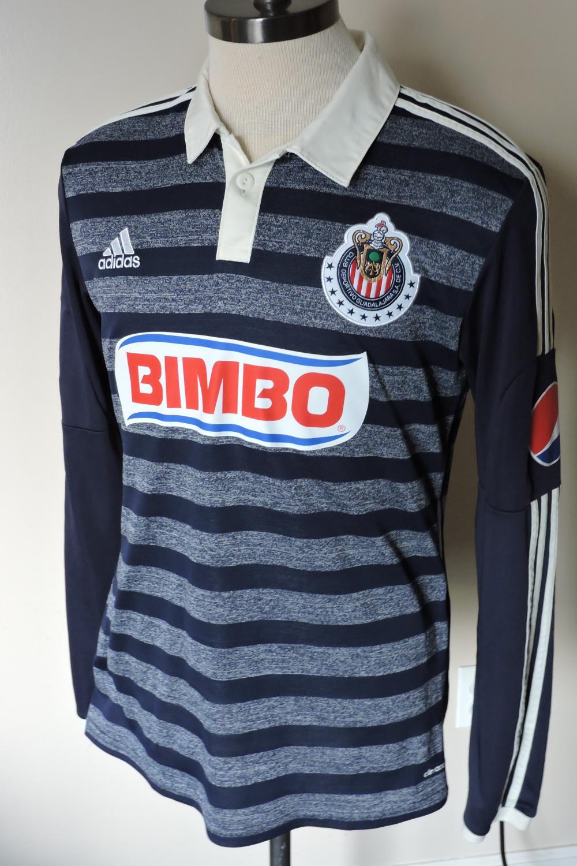 low priced e65f0 29bf9 Chivas de Guadalajara Away football shirt 2014 - 2015 ...