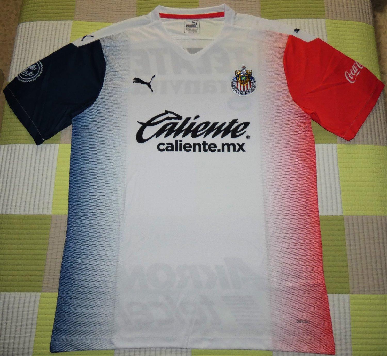 New Season Chivas de Guadalajara Away football shirt 2020 - 2021 ...