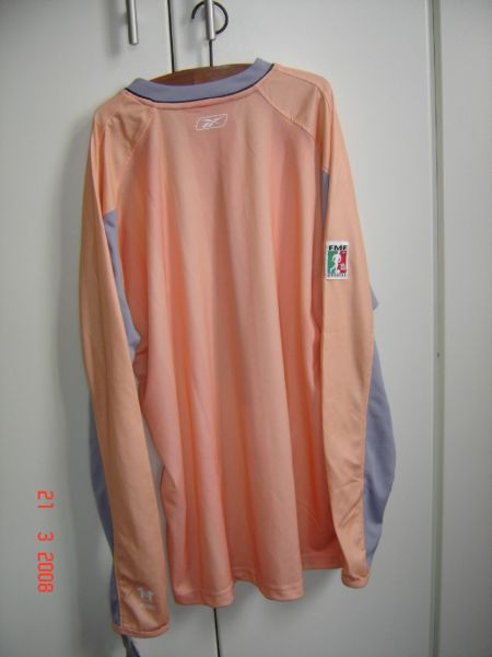 c278dd87c Chivas de Guadalajara Goalkeeper Maillot de foot 2005 - 2006.