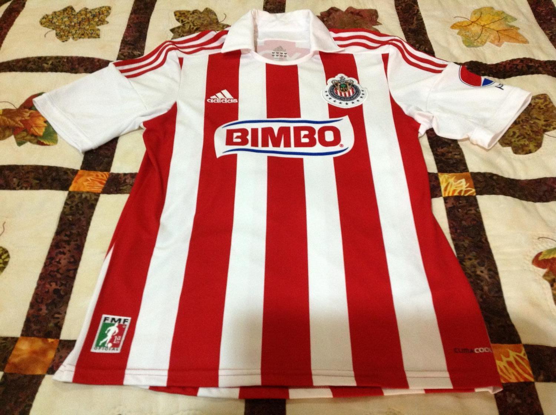8b213a29bde Chivas de Guadalajara Home maglia di calcio 2012 - 2013.
