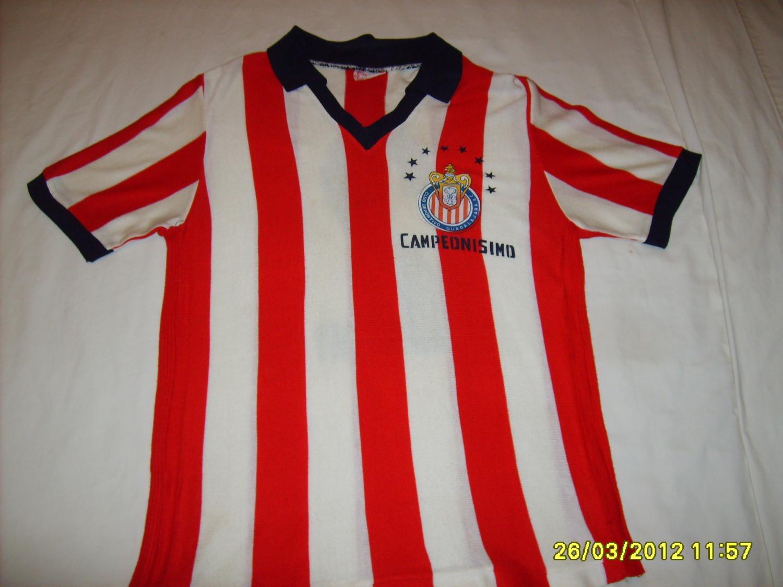 premium selection 5747e f28b6 Chivas de Guadalajara Retro Replicas maglia di calcio 1965 ...