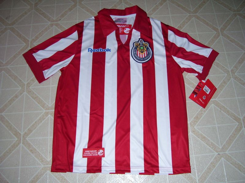 5277f7fe8 Chivas de Guadalajara Special Maillot de foot 2007 - 2008.