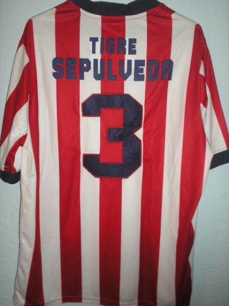 675daca48bc Chivas de Guadalajara Special camisa de futebol 2009.
