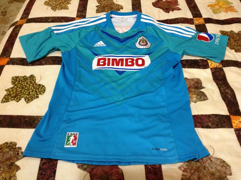 18ae18b36ed Chivas de Guadalajara Third maglia di calcio 2011 - 2012.