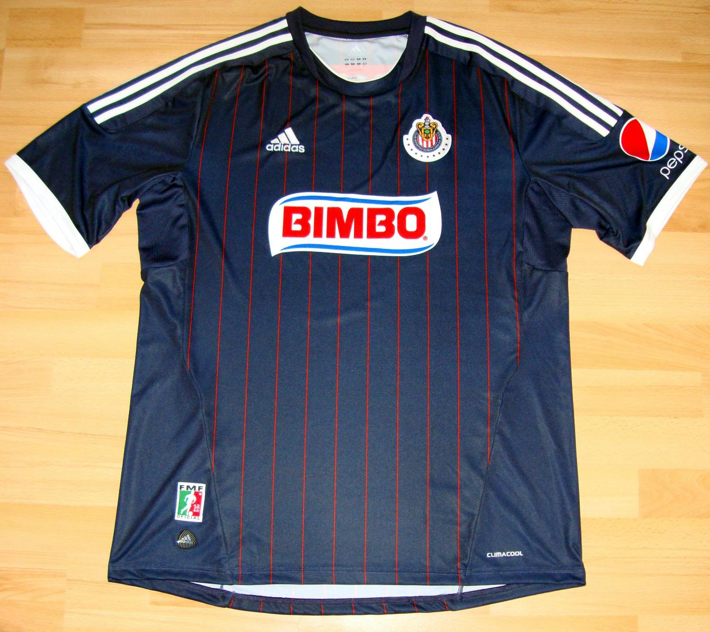 03596c092b6 Chivas de Guadalajara Third maglia di calcio 2012 - 2013.