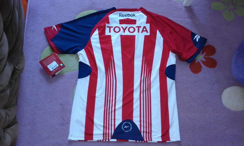 a65393b1edd ... Chivas de Guadalajara Home football shirt 2009 - 2010