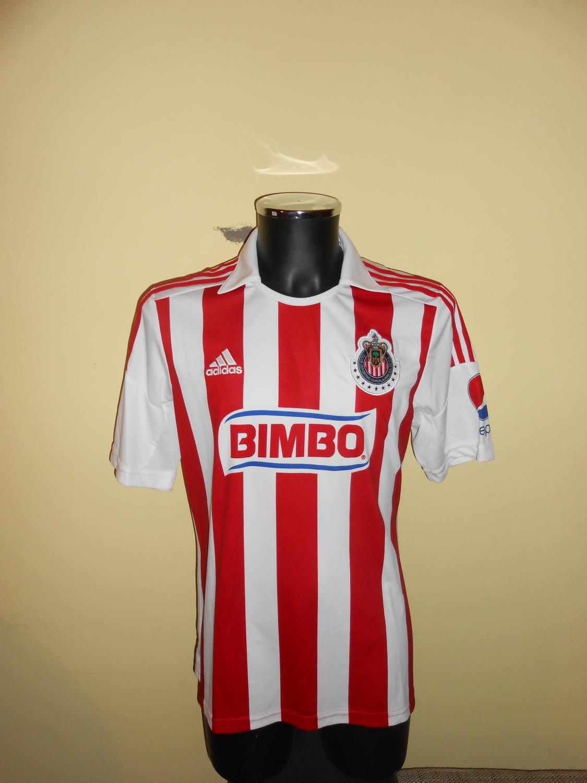 adba537a9 Chivas de Guadalajara Home football shirt 2012 - 2013 ...